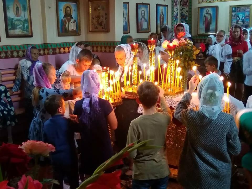 Молитвы возносятся во всех епархиях УПЦ / news.church.ua