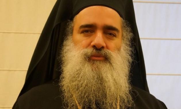 Архиепископ Севастийский Феодосий / Кавполит