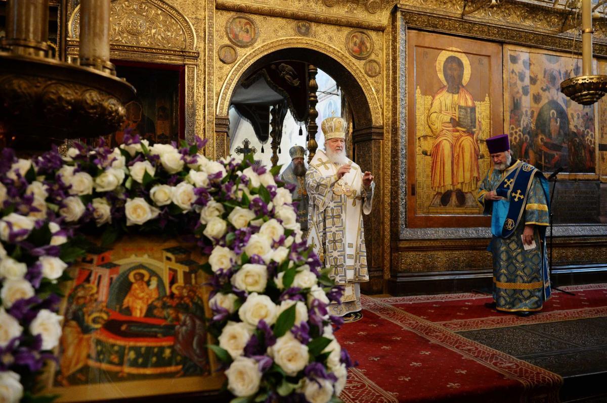 Патріарх Кирилрозповів про свято Успіння Богородиці / patriarchia.ru