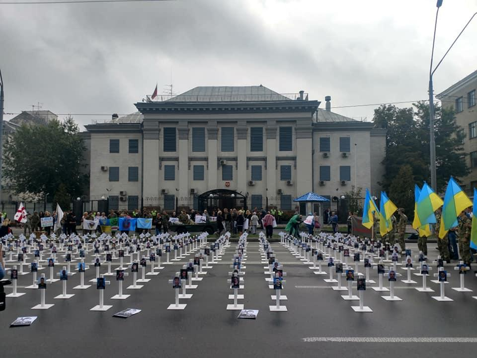Во время Иловайского котла погибли 366 военных \ Иван Татауров Facebook