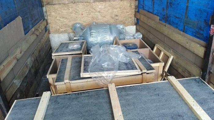 СБУ блокувала поставки до Росії продукції військового призначення / фото Прес-центр СБУ