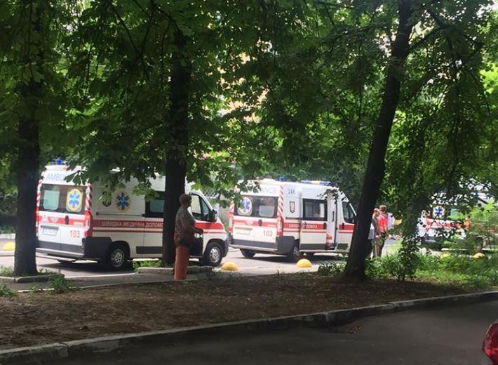 В столицу прибыл новый борт с ранеными бойцами / фото facebook.com/nataliya.vetvitskaya