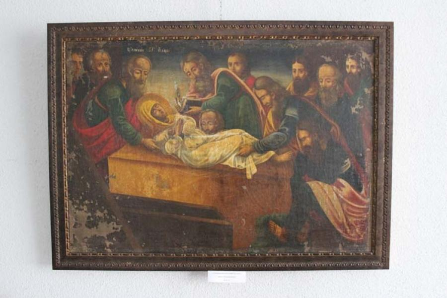На Франківщині презентували виставку галицьких ікон Богородиці XVIII–XX ст. / davniyhalych.com.ua