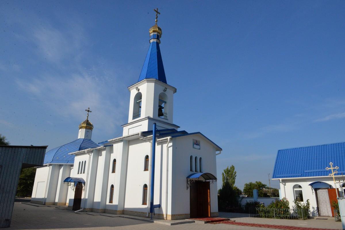 В Благовещенской женской обители отметили восьмую годовщину со дня возрождения / pravoslavie.ks.ua