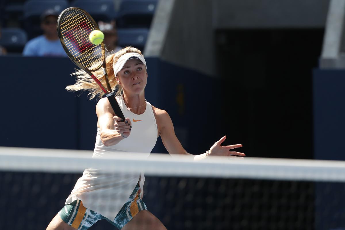 Еліна Світоліна програла у стартовому матчі у другому турнірі поспіль / REUTERS