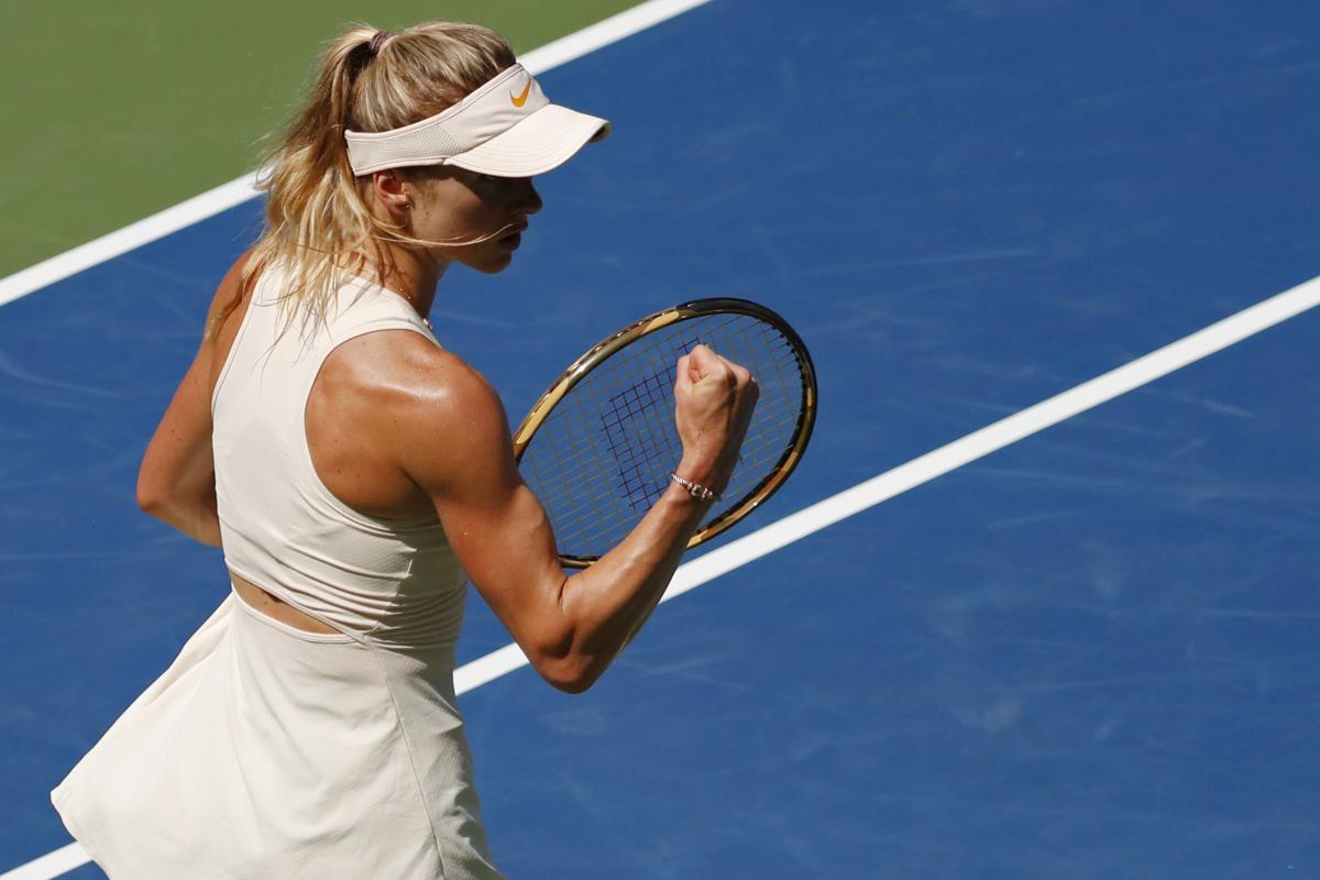 у лучшей теннисистки Украины Элины Свитолиной также нет достижений на турнирах «Большого шлема» / REUTERS
