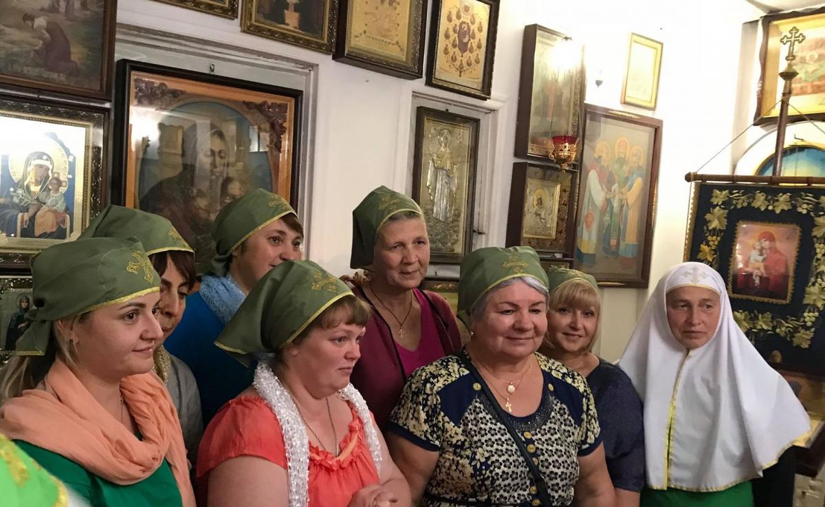 Сестри милосердя активно опікуються бідними, хворими,людьми похилого віку / kremen-eparh.org