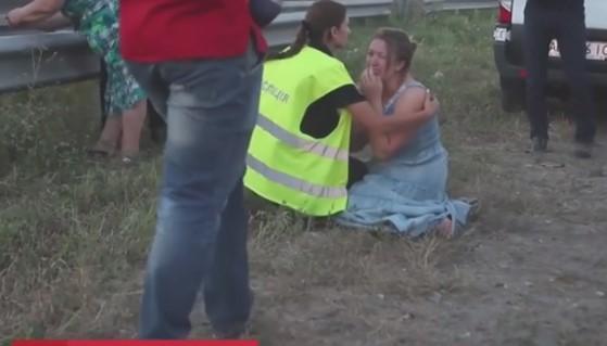 Трагедія сталася у місті Підгородне / скріншот відео ТСН
