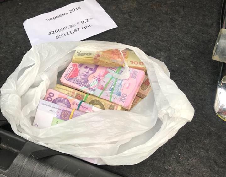 Чиновники требовали 141 тыс. грн взятки \ Прокуратура Киевской области