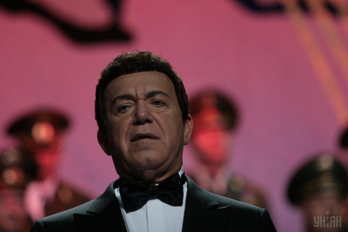 Кобзон помер на 81 році життя / фото УНІАН