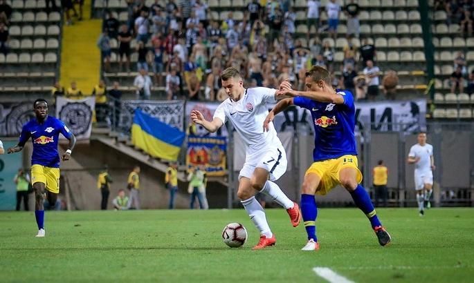 Лейпциг считается явным фаворитом в матче с Зарей / UA-Football