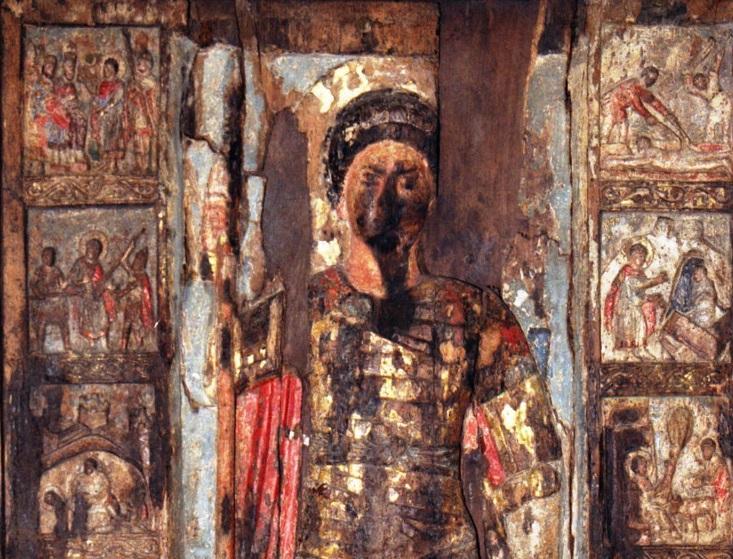 Під час реставрації образ датований XI століттям / ilich.in.ua / Фото Бориса Дембіцького