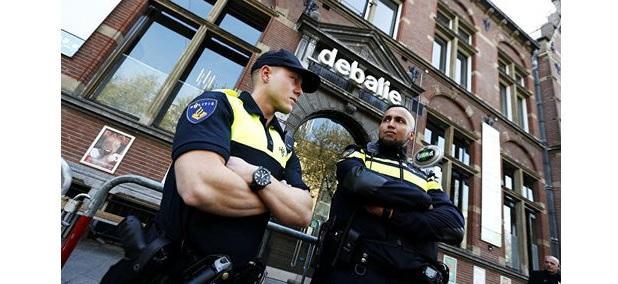 В Гааге задержали мужчину после угроз из-за конкурса рисунков пророка Мухаммеда / blagovest-info.ru