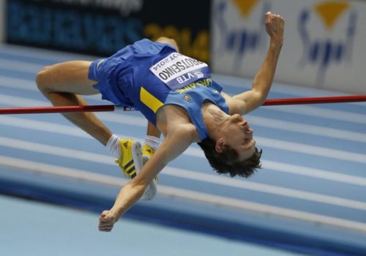 Проценко будет одним из 12 прыгунов в высоту, которые поведут борьбу за главный приз серии / uaf.org.ua