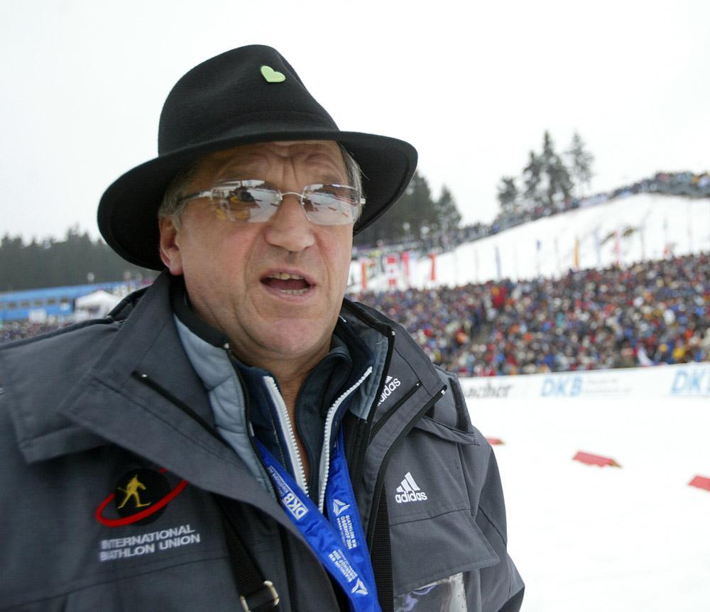 Тихонов постоянно говорит о проблеме допинга в российском спорте / TUT.by