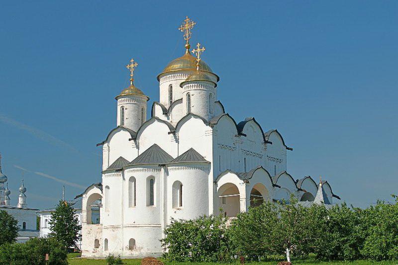 Покровський собор у Суздалі / suzdal.org.ru