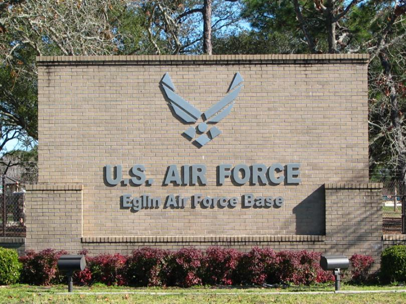 При крушении самолета набазе ВВС США погибли 4 человека