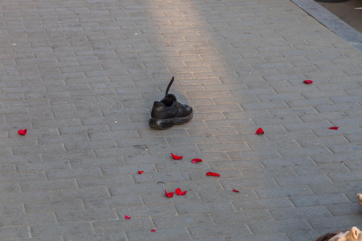 У Дніпрі хлопець з дівчиною викинулися з вікна 8-го поверху / фото ДмитроФедоров / Інформатор