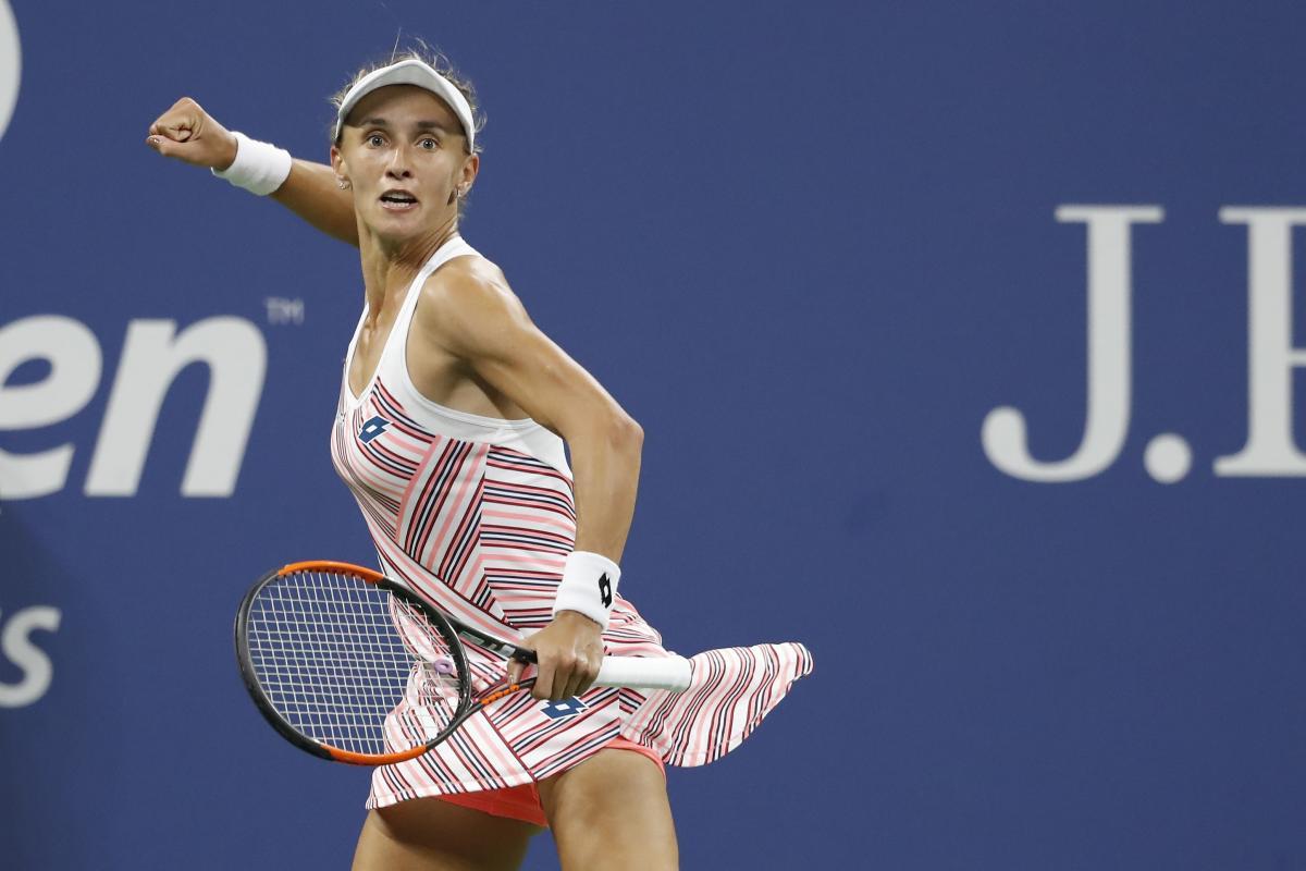 Цуренко обіграла одну з найсильніших тенісисток світу / Reuters