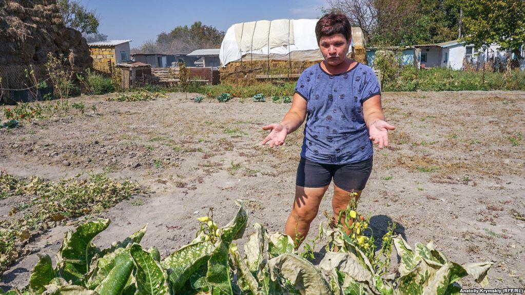 Журналисты показали Крым после «химической атаки» / фото Крым.Реалии