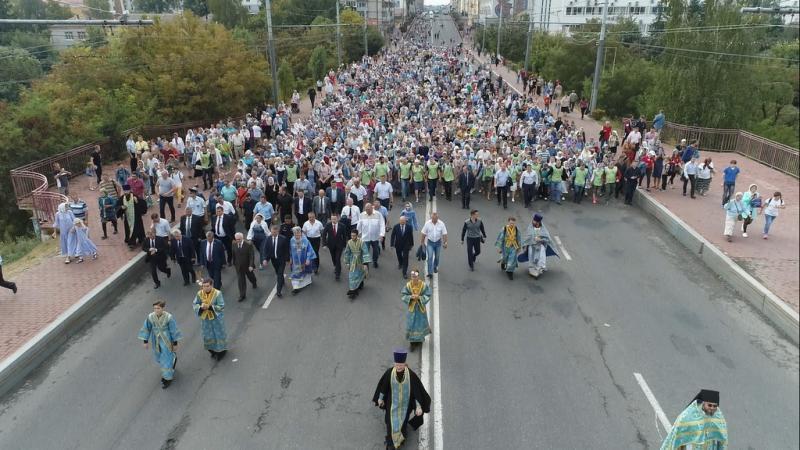 Хресний хід з нагоди свята Свенськоїікони Богородиці / bryansk-eparhia.ru