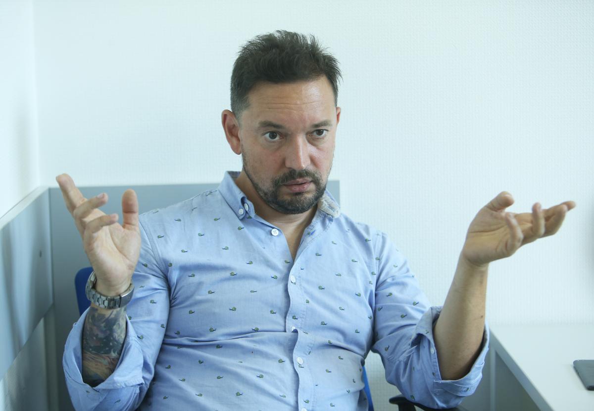 Есть люди, для которых высочайшая ценность – украинская нация, больше даже, чем их собственная жизнь, заявил Заблоцкий / фото УНИАН