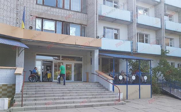 В будинку престарілих в Бердянську сталося вбивство / фото pro.berdyansk.biz