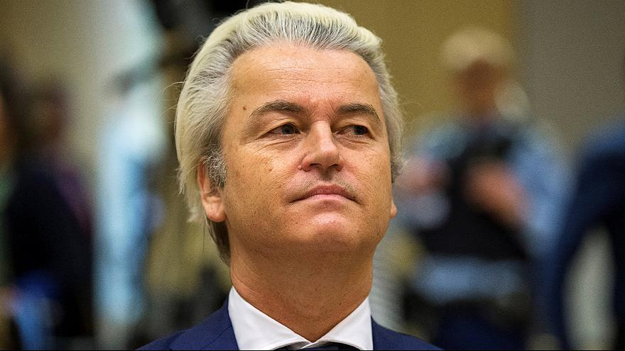 Герт Вілдерс скасував конкурс після погроз на свою адресу / Euronews