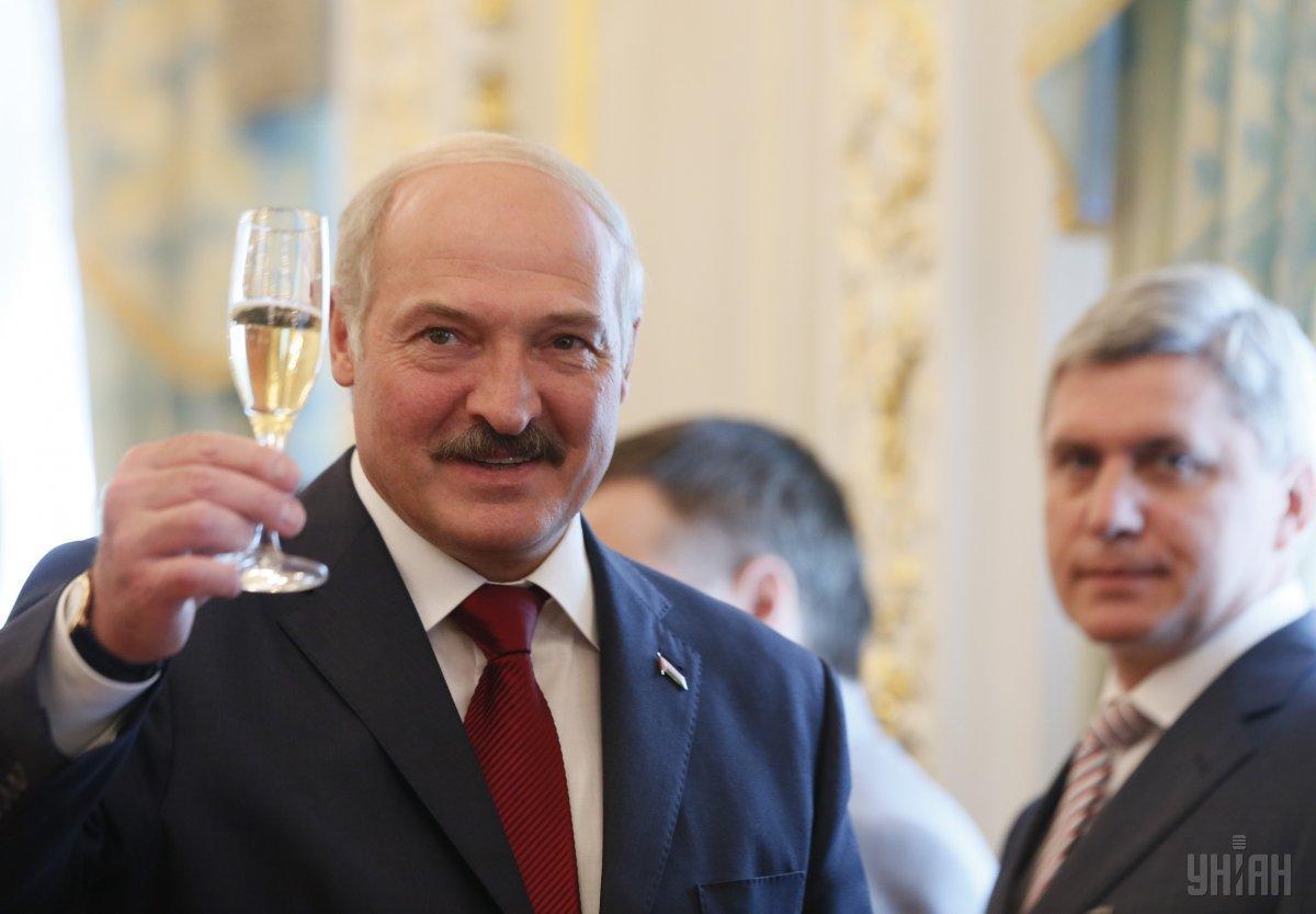 Лукашенко поздравил Зеленского с избранием на пост президента Украины / фото УНИАН