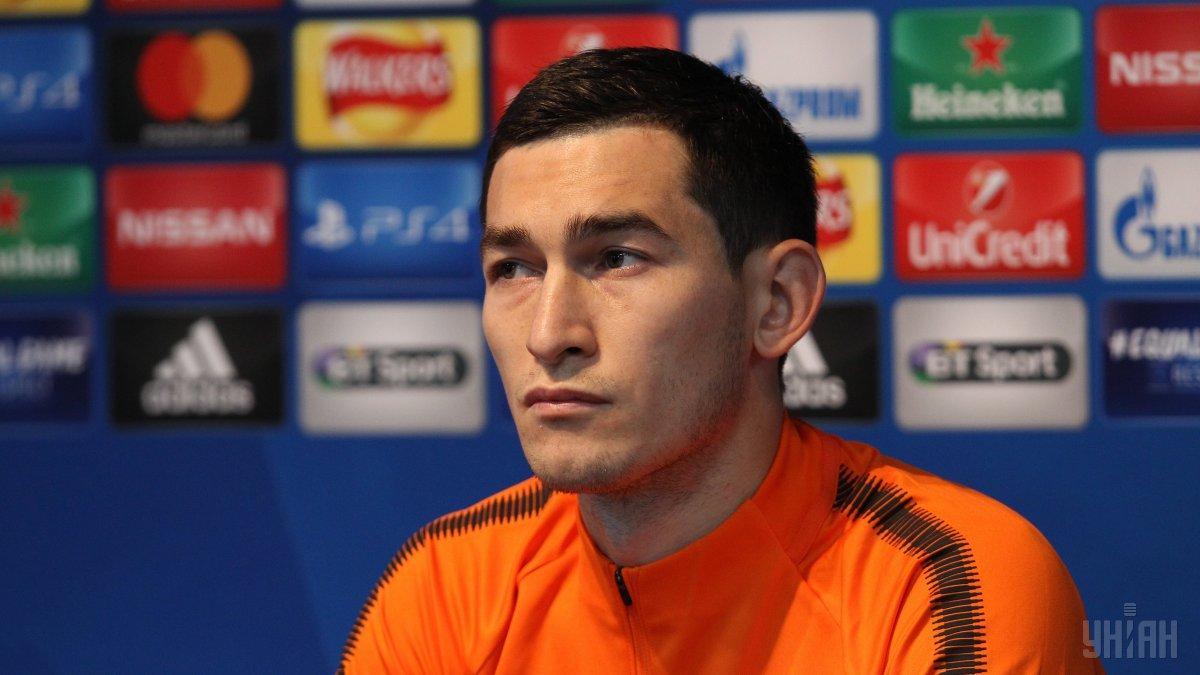 Defensive midfielder Taras Stepanenko / Photo from UNIAN