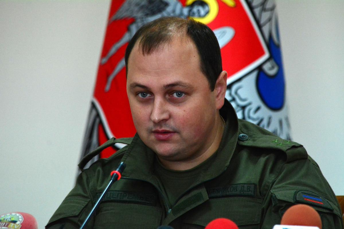Трапезников брав участь в окупації Донецької області з самого початку /REUTERS