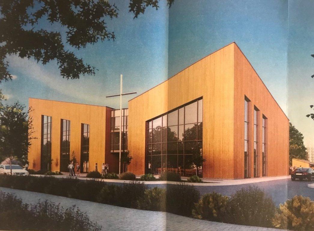 Львовская мэрия разрешила евангелистам построить молитвенный дом / zaxid.net / Фото: ЛГС