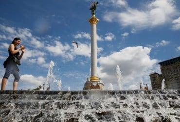 В Украине сегодня без осадков, температура до +30° (карта)