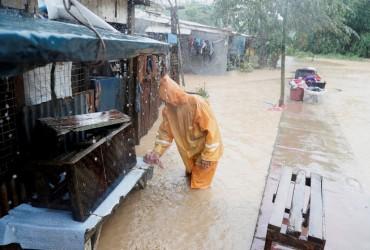 Наводнение на Филиппинах: два человека погибли, один пропал без вести