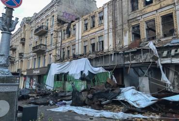 У Києві негода пройшла смугою: КМДА назвала найбільш постраждалі райони