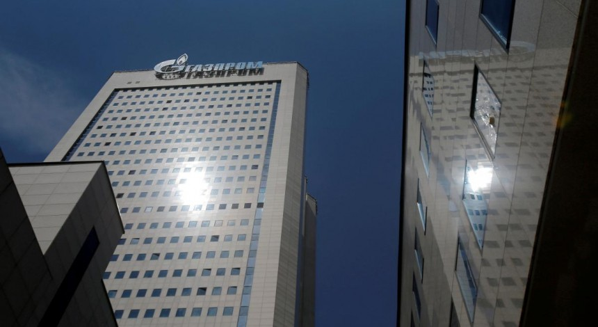 Reuters: Gazprom says foreign asset freeze lifted