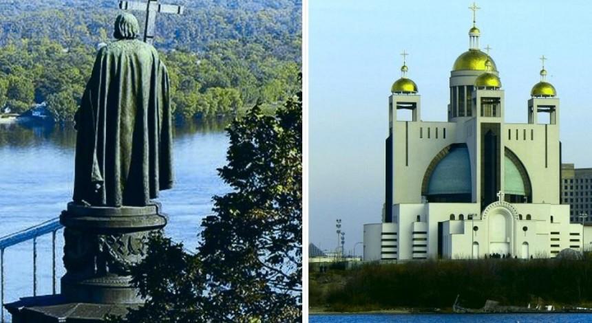 На этой неделе УГКЦ празднует 1030-летие Крещения Руси и 5-летие освящения Патриаршего собора
