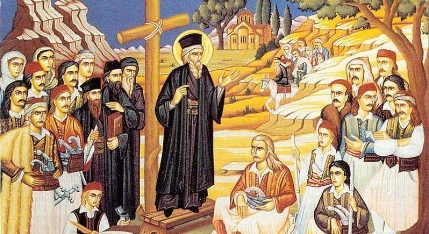 Рівноапостольний Косма - священномученик, під час проповідей якого хворі отримували зцілення
