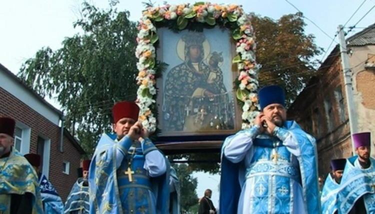 Православные Житомира отметят праздник Подольской иконы Божией Матери масштабным крестным ходом / zhitomir.info