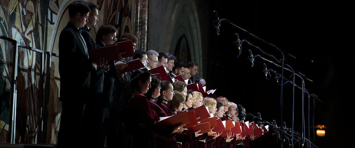 Фестиваль «Песнопения христианского мира» объявляет конкурс «Рождественские песни народов мира» / patrfest.ru