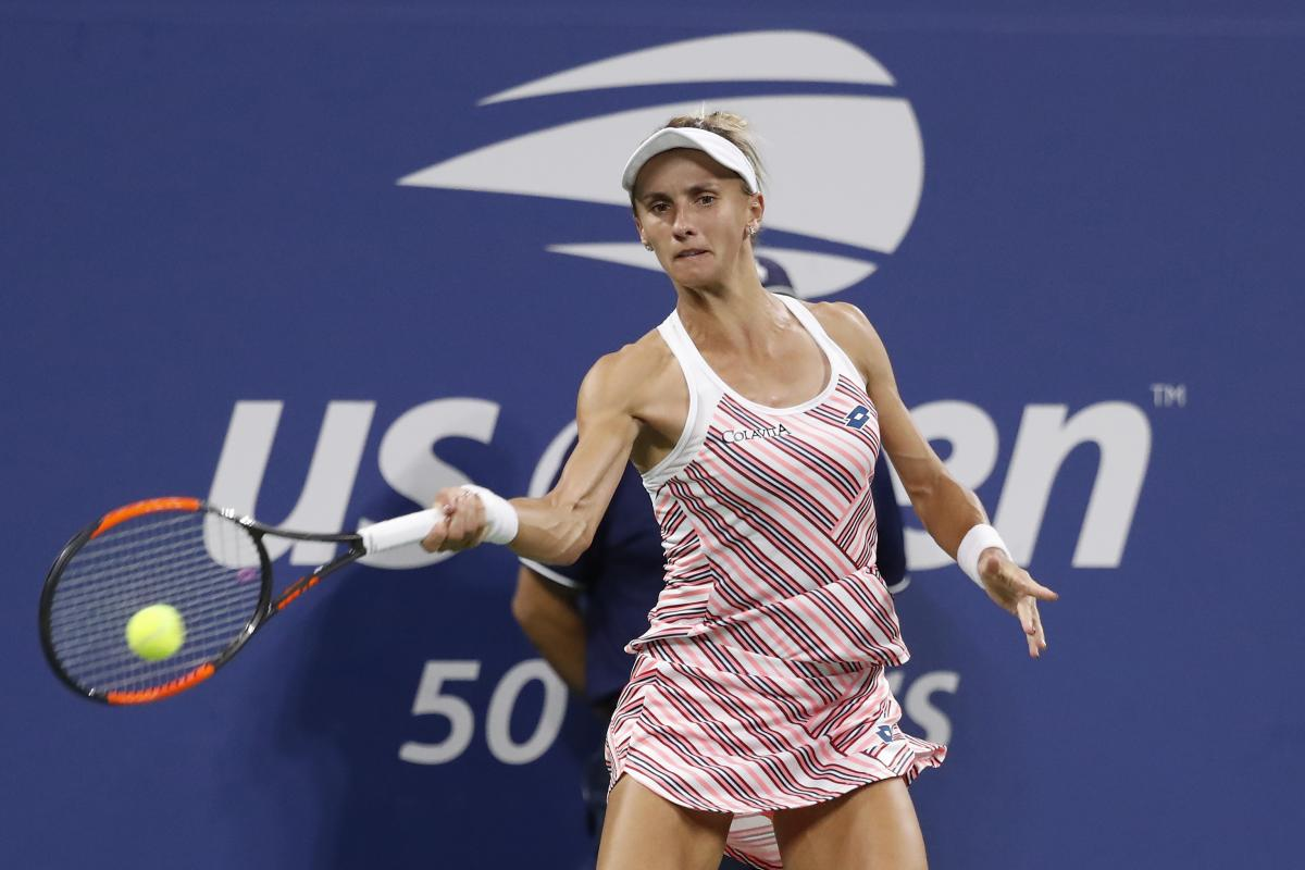 Цуренко вже дійшла на Відкритому чемпіонаті США до четвертого кола / Reuters