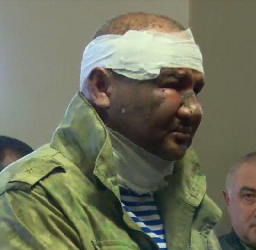 """Александр """"Ташкент"""" Тимофеев, похоже, пережил взрыв в кафе """"Сепар"""" / фото - Inside Donetsk"""