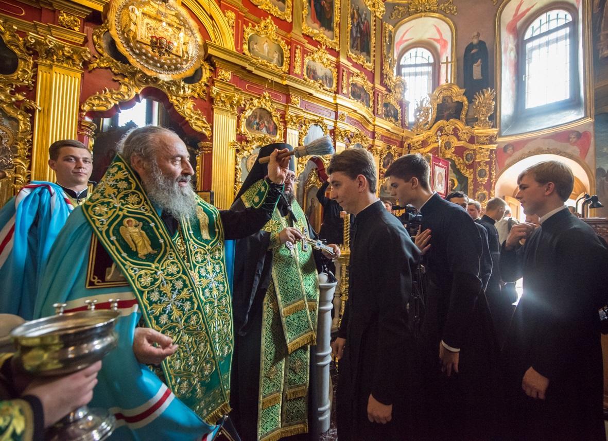В духовных школах УПЦ начался новый учебный год / news.church.ua