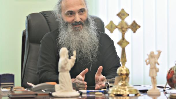 Настоятель Свято-Троицкого Китаевского монастыря, отец Прохор / segodnya.ua