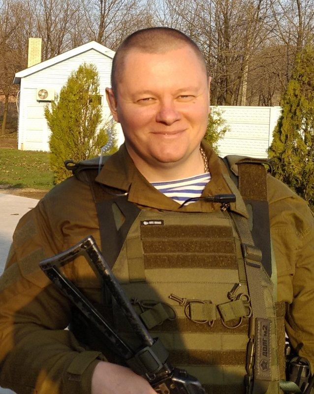 Блогер назвав ім'я вбитого охоронця / фото twitter.com/666_mancer