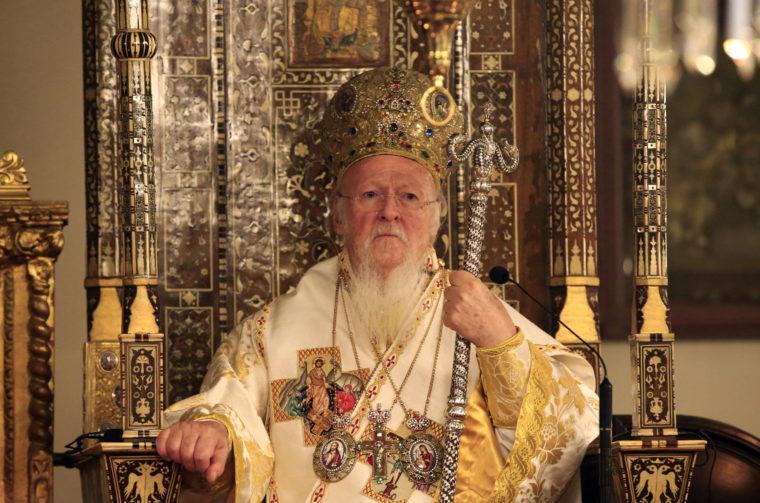 Патріарх Варфоломій / romfea.gr