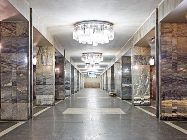 Вхід/вихід підземного переходу з 3 вересня по 31 жовтня 2018 року / kiev.vgorode.ua