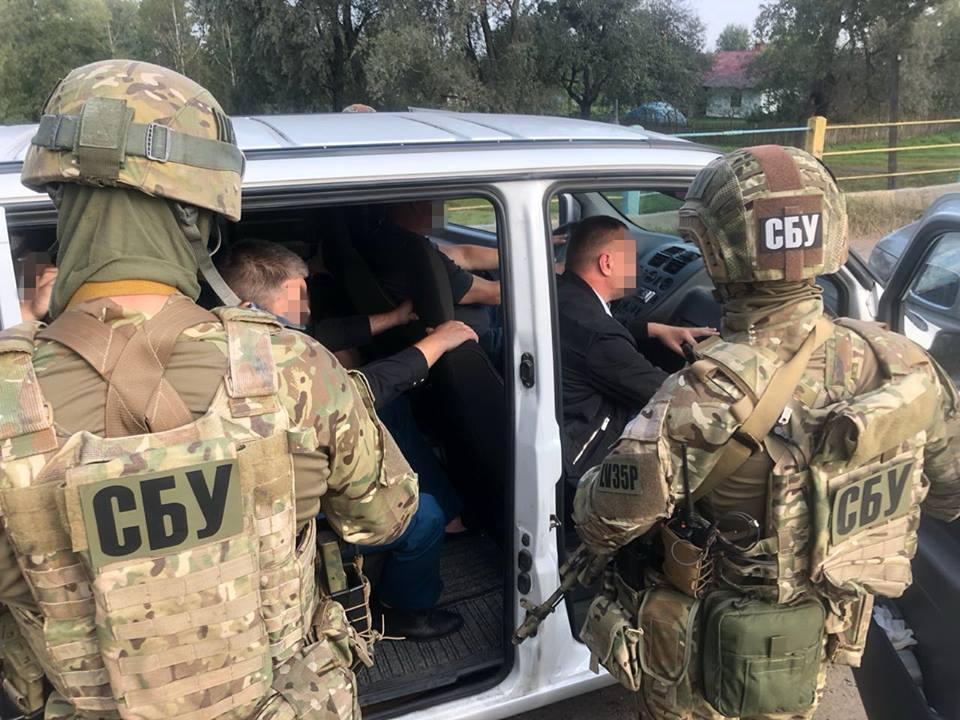 СБУ ведет расследование по делу о попытке захвата власти в Украине/ facebook.com/SBULviv