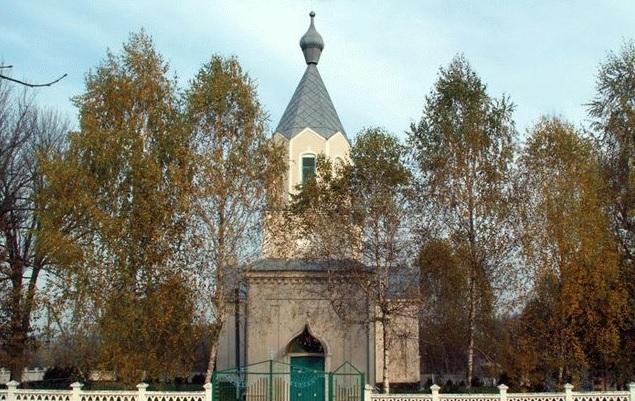 Свято-Покровский храм села Крыкливец / real-vin.com