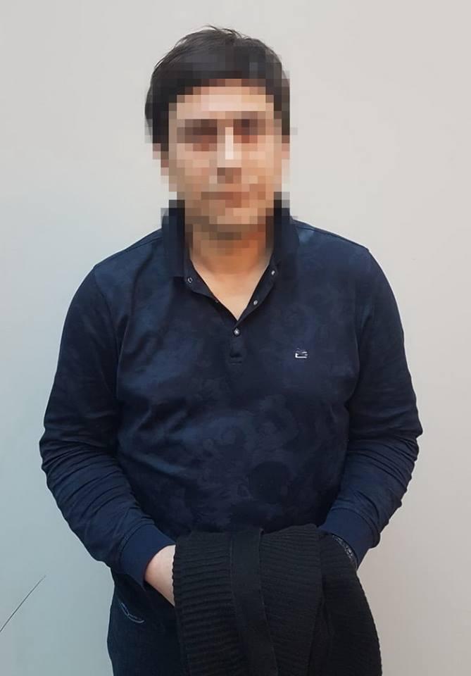 """""""Папуна"""" причастен к особо тяжким преступлениям / пресс-служба СБУ"""